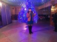 Рождественская елка для взрослых