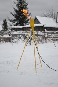 06/12/2018 в с. Куликовка проведены работы по газификации села и осуществлен пуск газа.
