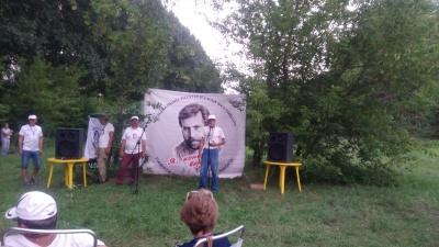 Коллектив районного Дома культуры принял участие в музыкально-поэтическом  фестивале-конкурсе памяти Владимира Высоцкого «Я, конечно, вернусь!», который  состоялся в городе   Россоши 27 и 28 июля