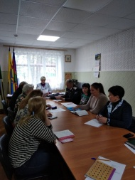 16.04.19г в администрации Кухаривского с/п состоялось заседание оргкомитета по подготовке к празднованию майских праздников.