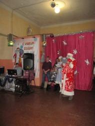 Карнавал «Новогодняя феерия»