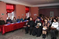5 декабря 2018 года прошла открытая сессия  Совета Кухаривского сельского поселения Ейского района