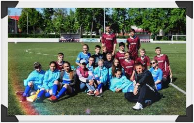 Колодезянские школьники стали победителями  в зональных соревнованиях по русской лапте