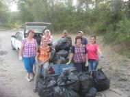 14 сентября 2018 года в Дерезовском сельском поселении проведена акция «Сделаем» по ликвидации несанкционированных свалок.