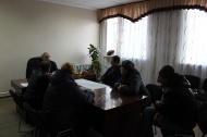 Встреча главы поселения с жителями станицы