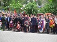 Праздничные мероприятия, посвященные 74-й годовщине Победы