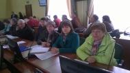 Березовские ТОСовцы защитили свои проекты