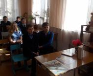 """21 марта в 11:00 Давыдовская детская библиотека провела мероприятие, посвященное  Дню поэзии """"Весенний мотив""""."""