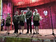 9 мая 2019 года в Гороховском сельском поселении прошли мероприятия по празднованию Дня Победы