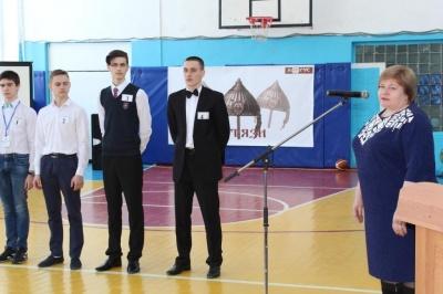 26 февраля  2018 года состоялся районный  конкурс «Витязи- 2018»