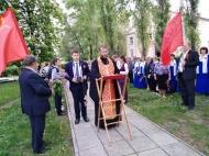 День Победы в с. Никольское