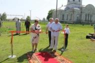 7 мая 2018 года в селе Каширское состоялось торжественное открытие районного историко-краеведческого музея