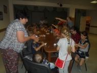 15 июня в Селявинском ДК состоялся мастер класс для детей младшего школьного возраста