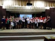 Смотр - конкурс отрядов ЮИД