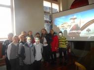 К Дню героев Отечества 7 декабря с учащимися 6 класса  библиотекарь Горобцова Т.А. провела беседу о героизме детей в мирной жизни и был показан документальный фильм «Дети – герои наших дней»