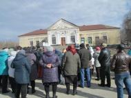 Собрание жителей хутора Индычий