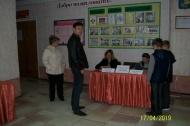 Командно - штабное учение на территории Моревского сельского поселения Ейского района день 2 - ой