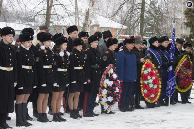 Каширцы приняли участие в фестивале военно-патриотической песни «Донской молодежный фестиваль военно-патриотической песни»