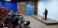 06.11.2018 состоялось собрание жителей п. Товарково по реализации проектов ППМИ