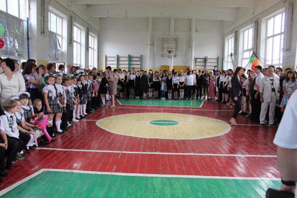 23.05.19 в  Кухаривском сельском поселении в МБОУ СОШ №9  прозвенел последний звонок