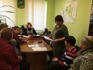 Совещание с руководителями ТОС и депутатами Совета