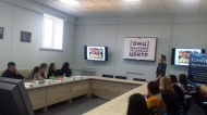 Защита проектов VII Конкурса премий Молодежного правительства