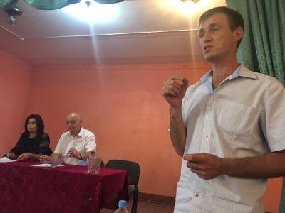 1 августа 2018 года  состоялась  встреча с жителями Боевского сельского поселения