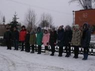 17 января -День освобождения села от немецко-фашистских захватчиков