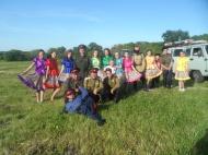 16 июня Селявинский сельский Дом культуры принял участие в районном фестивале «Казачья колыбель»