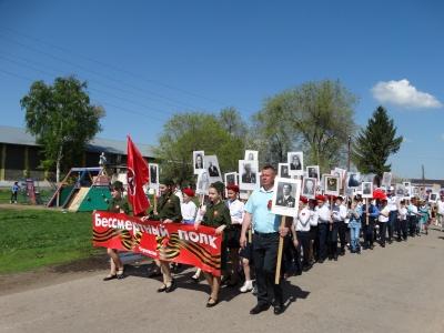 9 мая в день Великой Победы в сельском поселении Черновский прошли торжественные мероприятия.