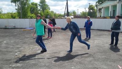 Фестиваль женского спорта с. Боринское!