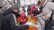 Праздничное мероприятие посвященное проводам русской зимы- ШИРОКАЯ МАСЛЕНИЦА