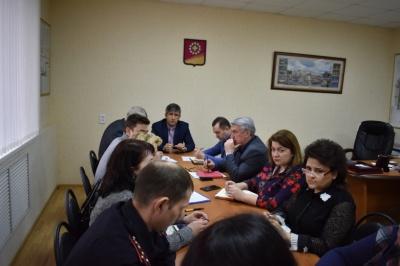 13 марта прошло расширенное планерное совещание по раннему выявлению неблагополучных семей