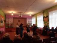 25/11/2018 в МСДК д. Молчаново Кимовского района прошло мероприятие посвященное Дню Матери