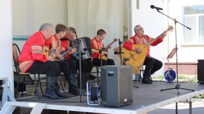 20 мая 2019 года в бюджетном учреждении Воронежской области «Дом – интернат для престарелых и инвалидов «Пансионат Каширский» состоялся праздничный концерт