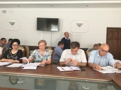 4 июня 2018 года в малом зале администрации Каширского муниципального района состоялось еженедельное рабочее совещание при главе администрации Каширского муниципального района