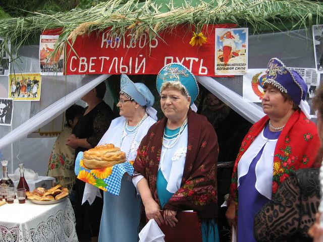 """Группа """"Льется песня"""" с. Хворостянка"""