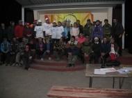 Учителя Каширского района приняли участие в туристическом Слете «Красные листья»