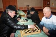 Открытие шахматного турнира.
