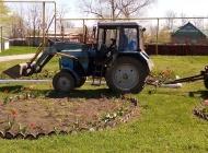 В сельском поселении продолжается уборка территории и наведение санитарного порядка