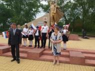 9 мая прошёл митинг и праздничный концерт, посвященный 74 годовщине празднования Великой Победы.