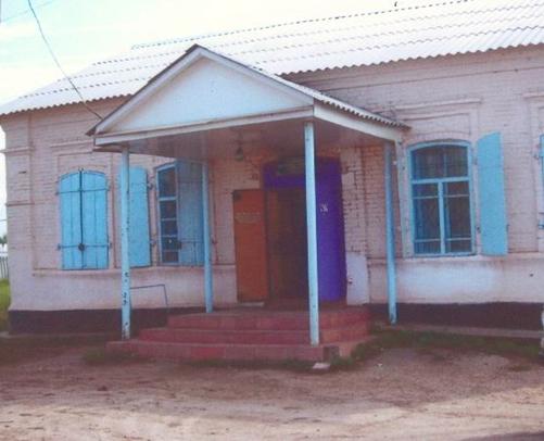 Магазин начала XX  века, построенный