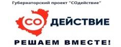 """Губернаторский проект """"СОдействие: Решаем вместе"""""""