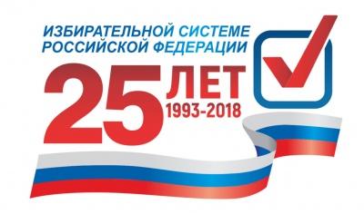 25 лет Избирательной системе РФ