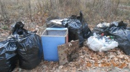 Отчет о прошедших октябрьских субботниках на территории Бабяковского сельского поселения