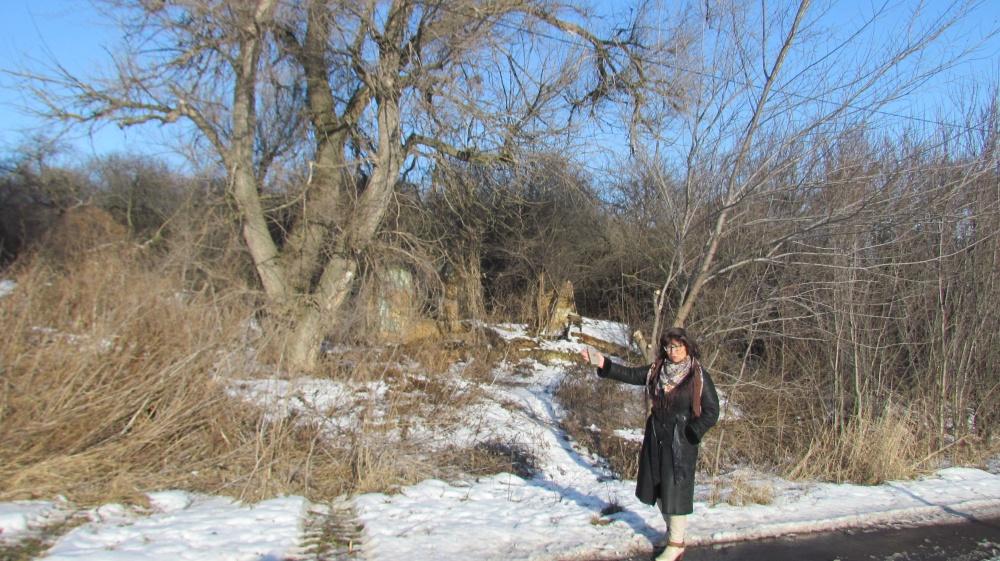 Подготовка территории под строительство нового ФАП в с.Кучугуры