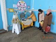 Выставка работ  детского декоративного творчества «Зимняя сказка»