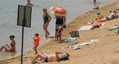 1 июня состоится открытие пляжа «Пирс» на пруду «Каменная балка»