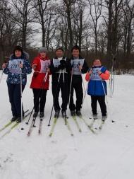 Жители поселения приняли активное участие в спортивном мероприятии Лыжня России  9 февраля 2019 года