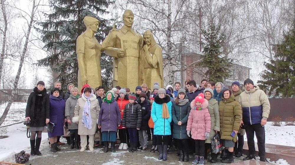 День освобождения Колбинского сельского поселения